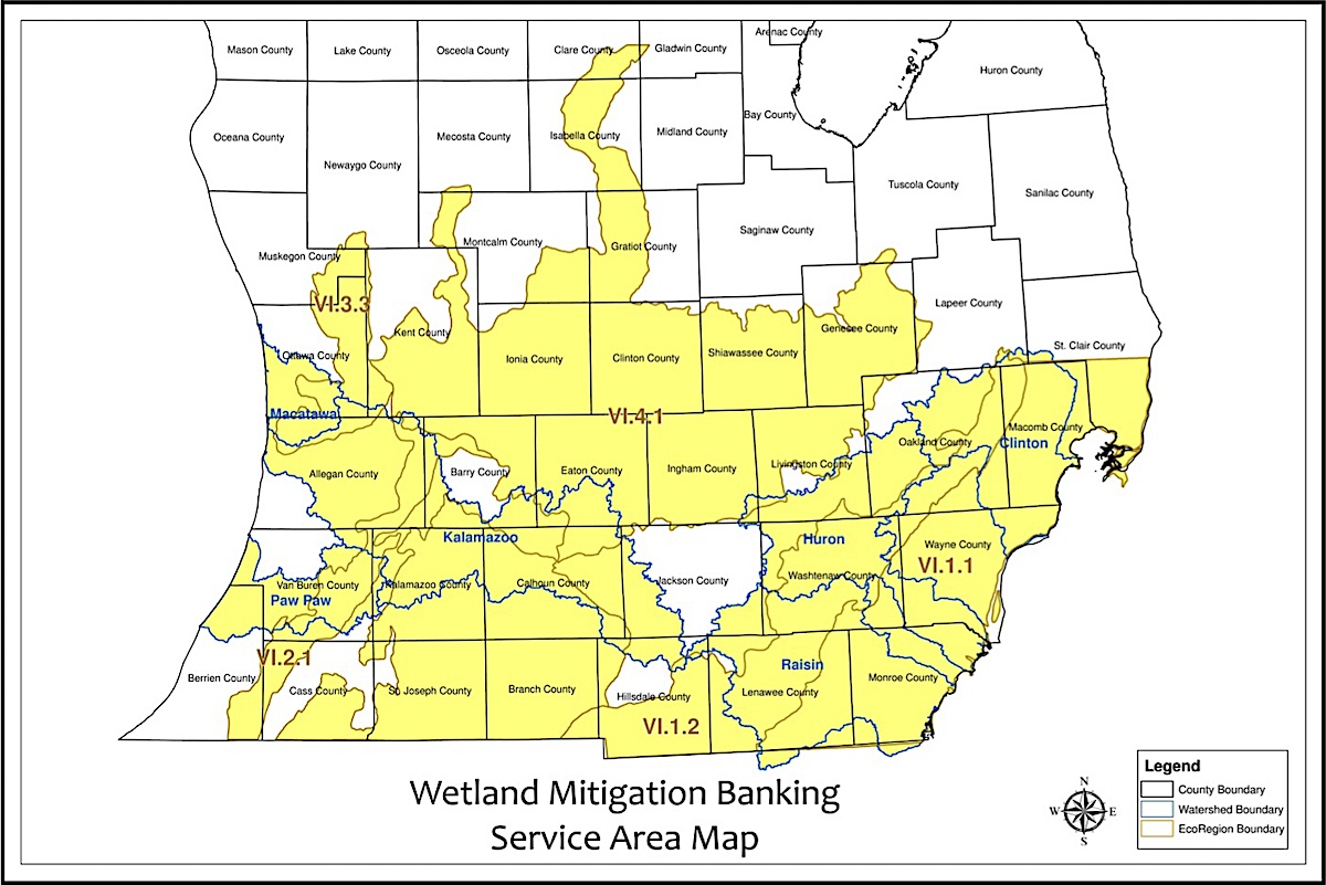 Wetland Mitigation Services