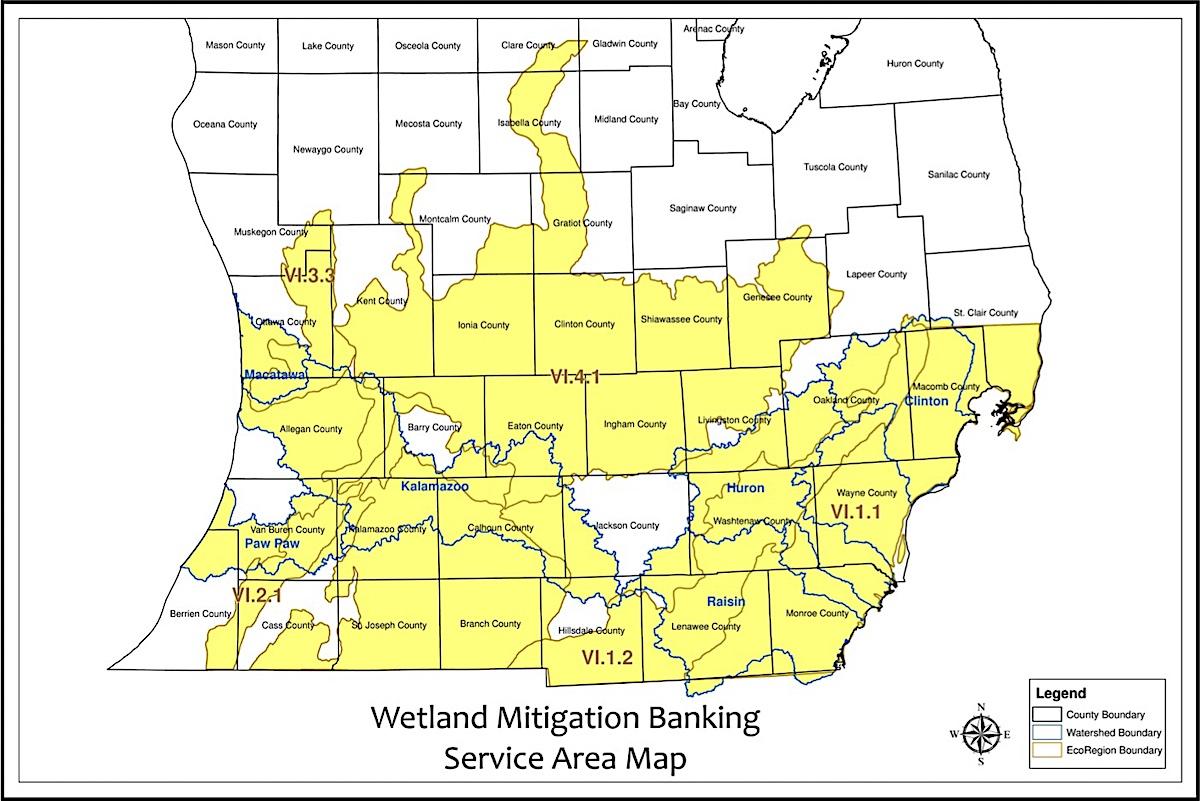 Wetland Mitigation Services